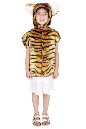 Tigerväst, barn