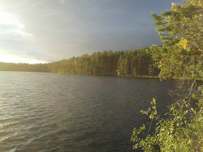 Photo: Озеро Салменьярви