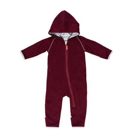 Mags - Fleece suit for baby
