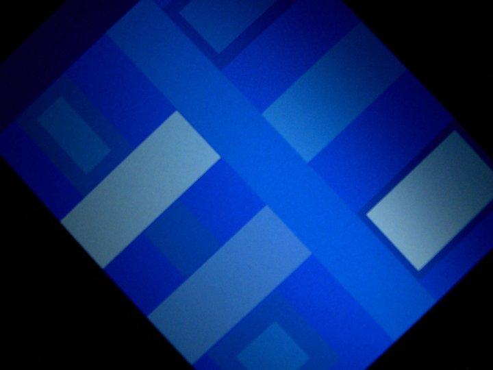 Blu tonale di Pixel