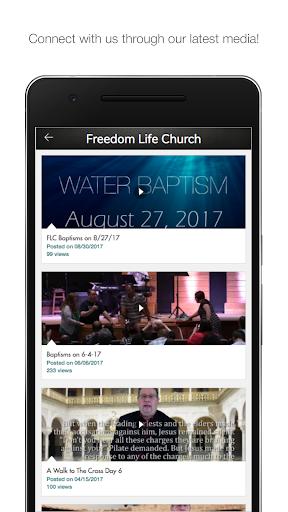 Freedom Life Church - Bowie 1.1 screenshots 2