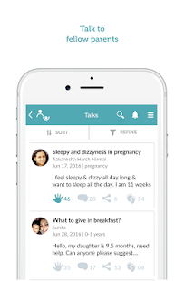 Parentune: Parenting Community screenshot