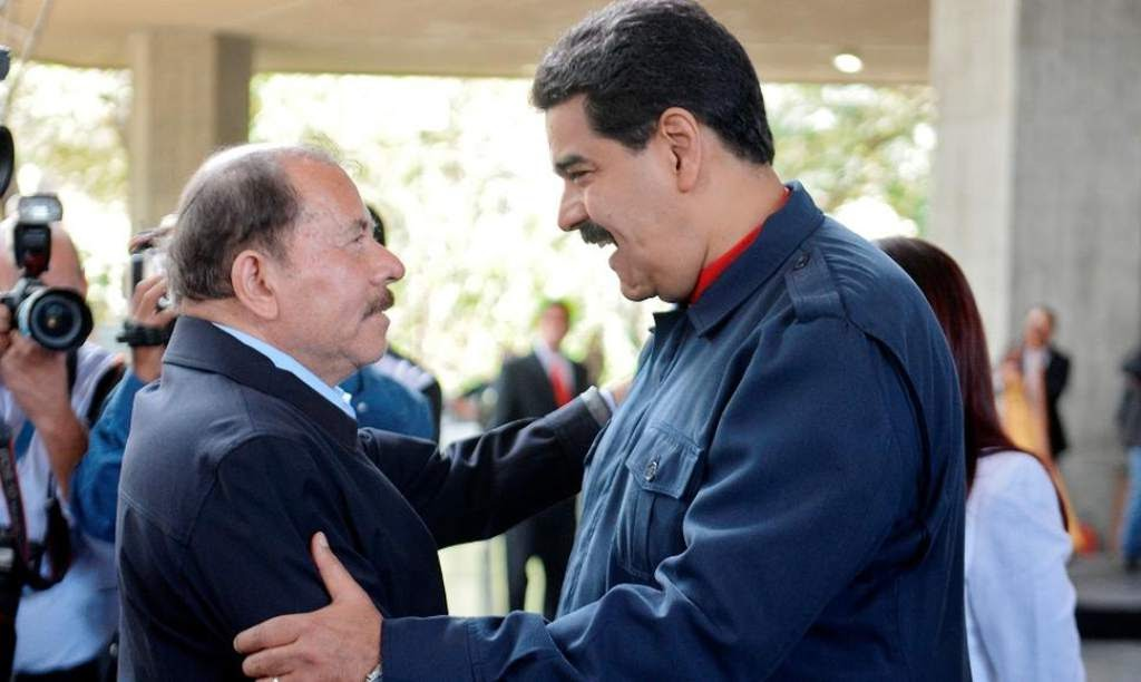 Venezuela congratulates Nicaragua for bloody victory
