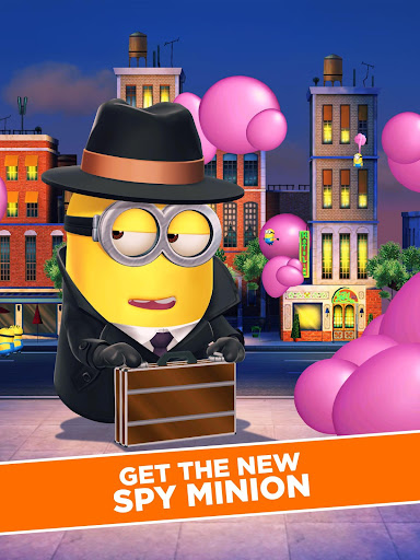 Despicable Me: Minion Rush screenshot 2