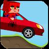 Car Man Climb Lego Racing Spider