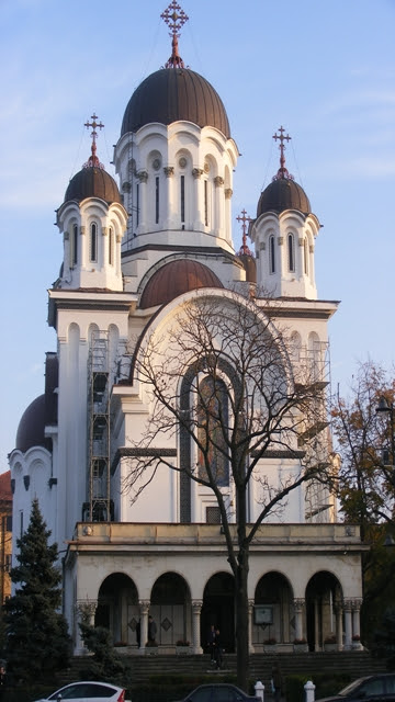 Casin Church Bucharest