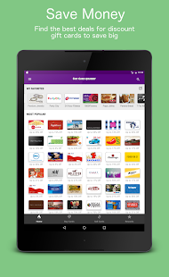 Buy & Sell Discount Gift Cards- screenshot thumbnail
