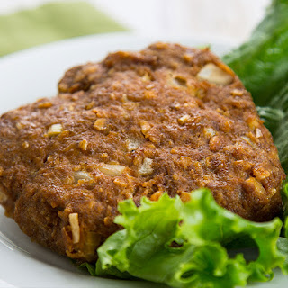 Simple Ground Turkey Burger.