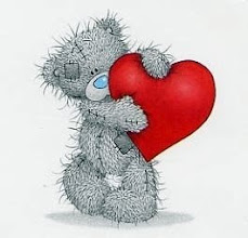 photo ours gris gros coeur
