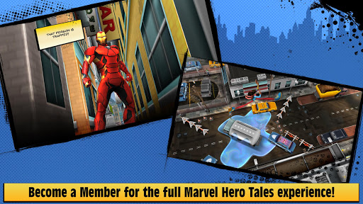 Marvel Hero Tales 1.1.2 screenshots 1