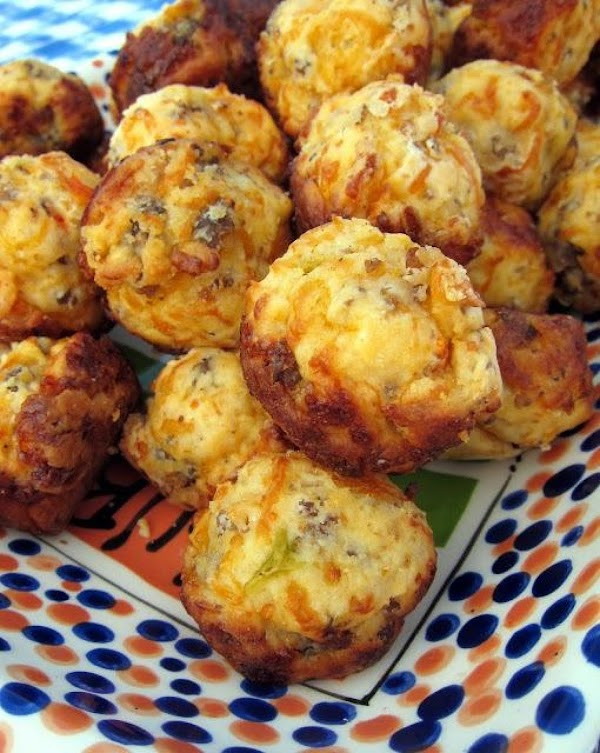 Sausage And Cheese Muffins Recipe