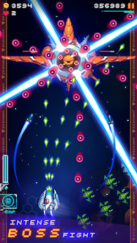 Galaxy shooter : Space attack (Unreleased) APK screenshot thumbnail 2