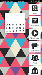 Denver School of the Arts- screenshot thumbnail