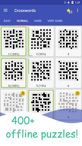 English Crossword puzzle 1.7.1 screenshots 2