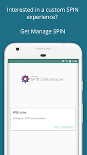 SPIN Safe Browser- screenshot thumbnail