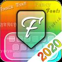 Fancy Keyboard Fancy Stylish Fonts Pro - 2020 icon