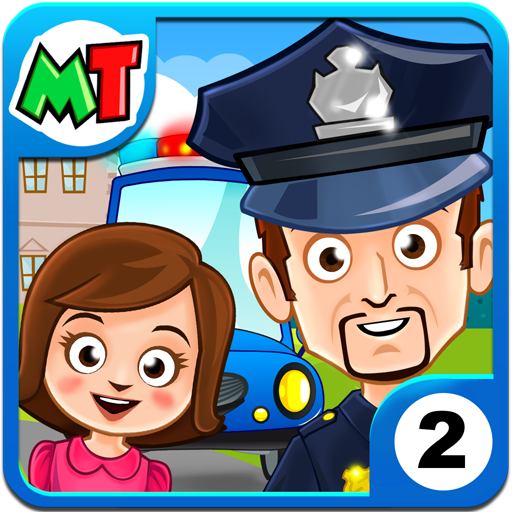 My Town : Police Station (game)