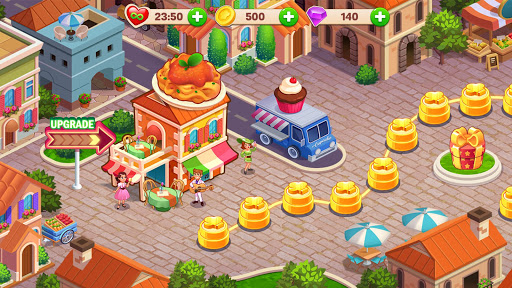 Cooking Dream: Crazy Chef Restaurant Cooking Games modavailable screenshots 5