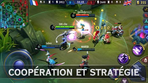 Mobile Legends: Bang Bang  captures d'écran 3