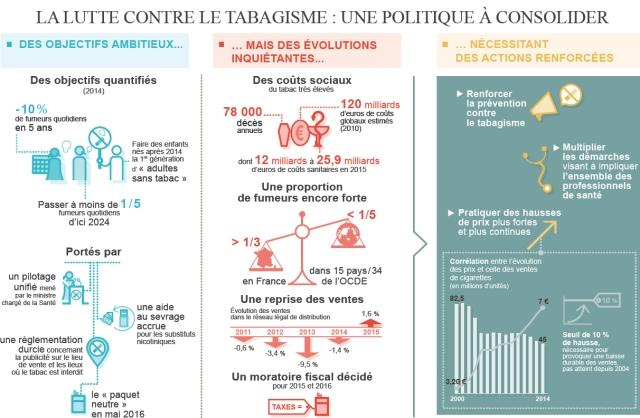 Cour des Comptes, rapport public annuel 2015