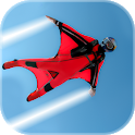 Wingsuit Simulator - Sky Flying Game icon