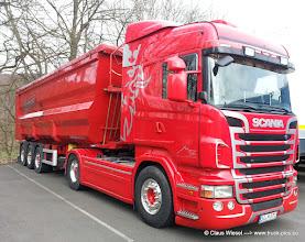 Photo: Big Red One...---> www.truck-pics.eu <---