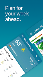 The Weather Channel - طقس Mod