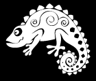 Logo of Chameleon Cold Brew Coffee