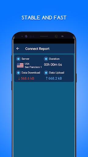 Speed VPN-Fast, Secure, Free Unlimited Proxy screenshot 3
