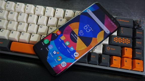 Menu segreto Samsung Galaxy S8