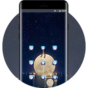 Lock theme for moonlight xiaomi redmi5 APK