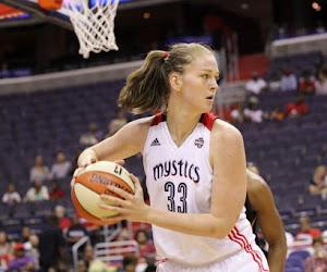 Slecht nieuws voor Emma Meesseman en Washington Mystics: twee sterkhouders lijken er komend seizoen niet bij te zijn