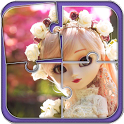 Cute Dolls Jigsaw Puzzle icon