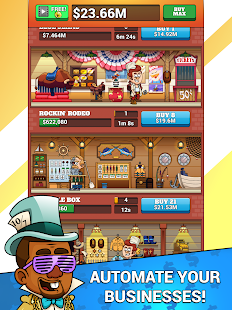 Idle Payday: Fast Money Screenshot