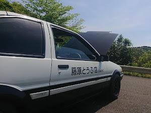 スプリンタートレノ AE86のカスタム事例画像 三日月さんの2019年05月05日15:11の投稿