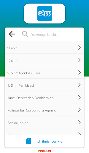 cApp 6.0.6 screenshots 2