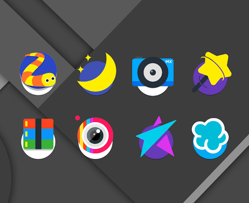 (APK) تحميل لالروبوت / PC Famver - Icon Pack تطبيقات screenshot