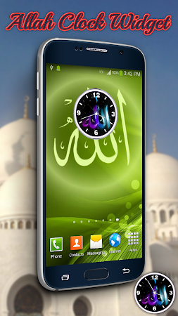 Allah Clock Widget 1.1.1 screenshot 333728