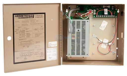 Locknetics 515 12//24 VDC Power Supply