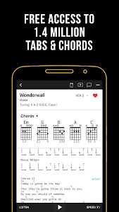 Ultimate Guitar: Chords & Tabs 5.3.1