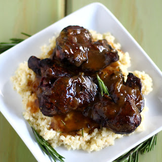 Crispy Chicken Livers with Rosemary Gravy