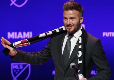 David Beckham souhaite un ancien de Manchester United comme entraîneur de l'Inter Miami