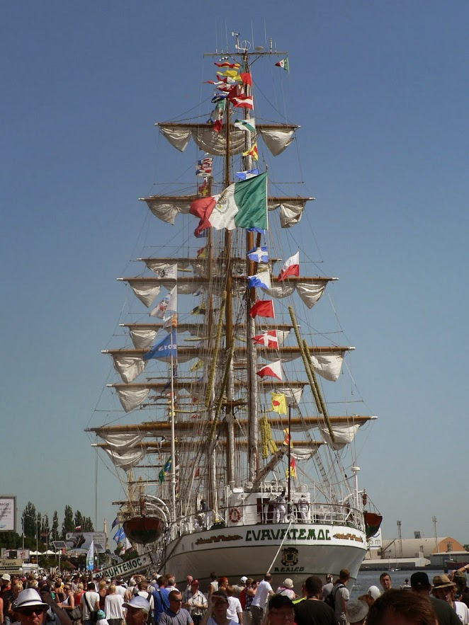 Tall Ships' Races Final in Stettin: Fotos