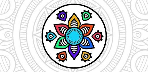 Rangoli Designs Rangoli Colouring Games Indir Pc Windows