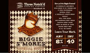 Logo of Three Notch'd Biggie S'Mores