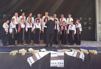 Photo: Cheremosh choir