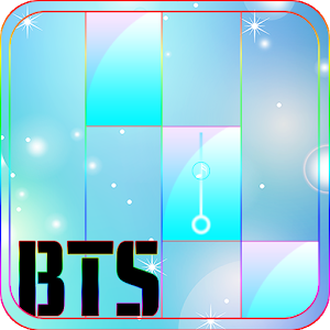 BTS Piano Tiles Game
