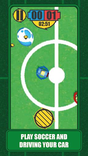 Championnat de football : Cars Rocket league  astuce 1