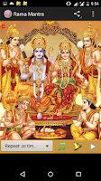 Screenshot of Rama Mantra