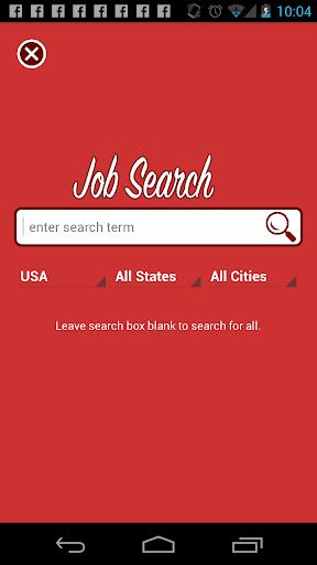 USA Job Search
